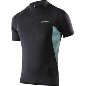 Löffler Livigno Bike Jersey Shortsleeve Men black